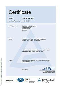 zertifikat14001de